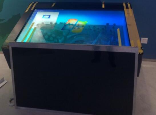55寸透明液晶屏